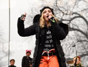 madonna-womens-march